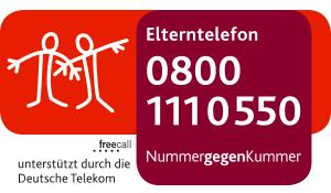 Elterntelefon 0800 111 0550