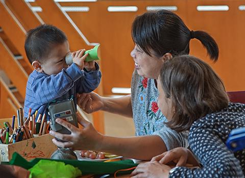 Kinder- und Familienzentrum Lurup für Eltern
