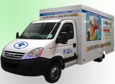 Gesundheits- und Familienmobil
